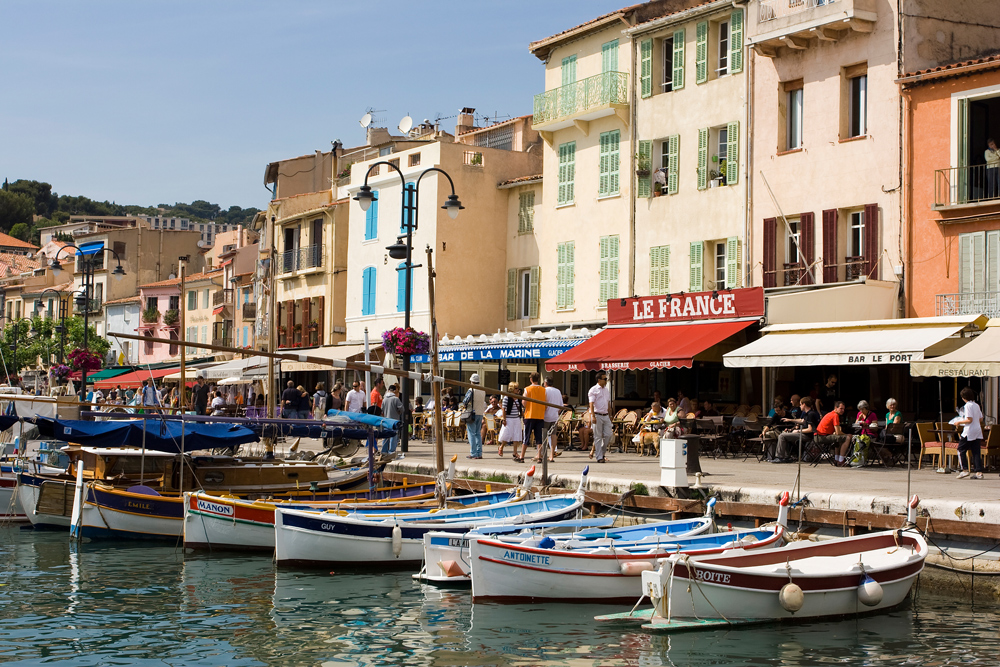 Cassis the provence guide for Cassis france hotels